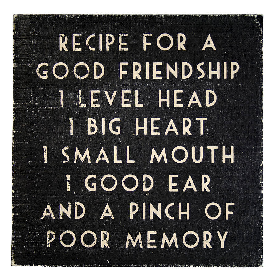 original_Wooden_Recipe_For_Friendship_Plaque